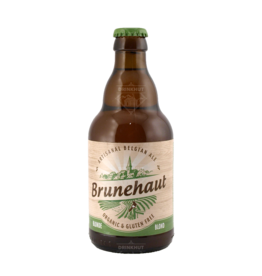 Brunehaut Blond Bio 33cl