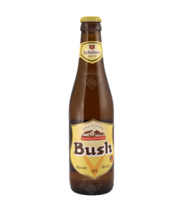 Brasserie Dubuisson Bush Blond 33cl