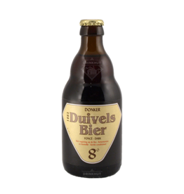 Duivels Bier Dark 33cl