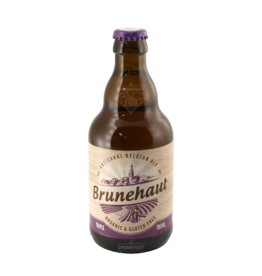 Brunehaut Tripel Bio 33cl