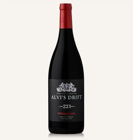 Alvi's Drift - 221 Special Cuvee-Red Blend 75cl
