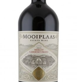 Mooiplaas - Classic Merlot Cabernet franc 75cl
