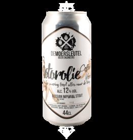 Moersleutel Motorolie Coffee Vanilla 44cl