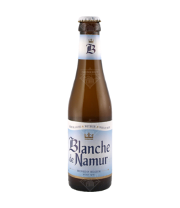 Brasserie du Bocq Blanche de Namur 25cl