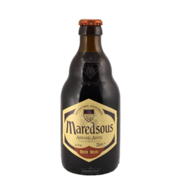 Maredsous 8 Brown 33cl