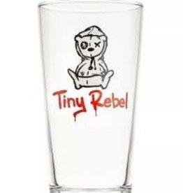 Tiny Rebel Glas