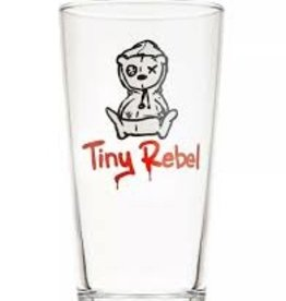 Tiny Rebel Glass