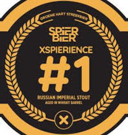 Spierbier - XSpierience A + B 75cl