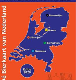De Bierkaart 2020 van Nederland