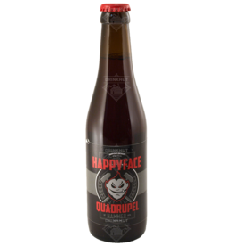 Happy Face - Quadrupel 33cl