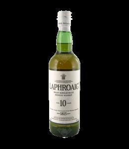 Laphroaig Laphroaigh Islay Single Malt 10 years 70cl