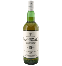 Laphroaigh Islay Single Malt 10 years 70cl