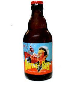 antwerpse brouw compagnie Seef Bootjes Bier  33cl