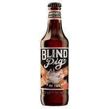 Cidrerie Stassen Blind Pig Whiskey Honey Apple Cider 35.5cl