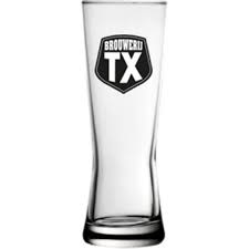 TX Bier Glass