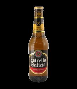 Estrella Galicia Estrella Galicia Gluten vrij 33cl