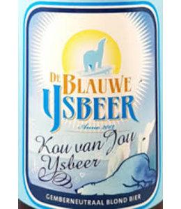 Brouwerij de Blauwe Ijsbeer De Blauwe IJsbeer -  Kou van jou IJsbeer 33cl