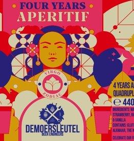 De Moersleutel - 4 Years Aperitif 44cl