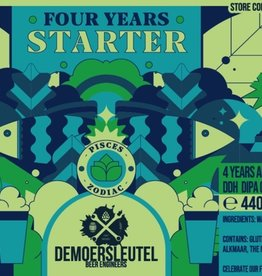 De Moersleutel - 4 Years Starter 44cl