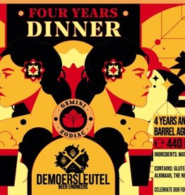 De Moersleutel - 4 Years Dinner 44cl