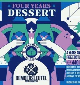 De Moersleutel -  4 Years Dessert 44cl