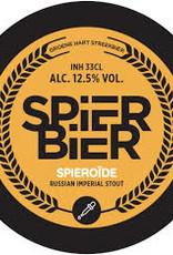 Spierbier Spierbier - Spieroide RIS 33cl