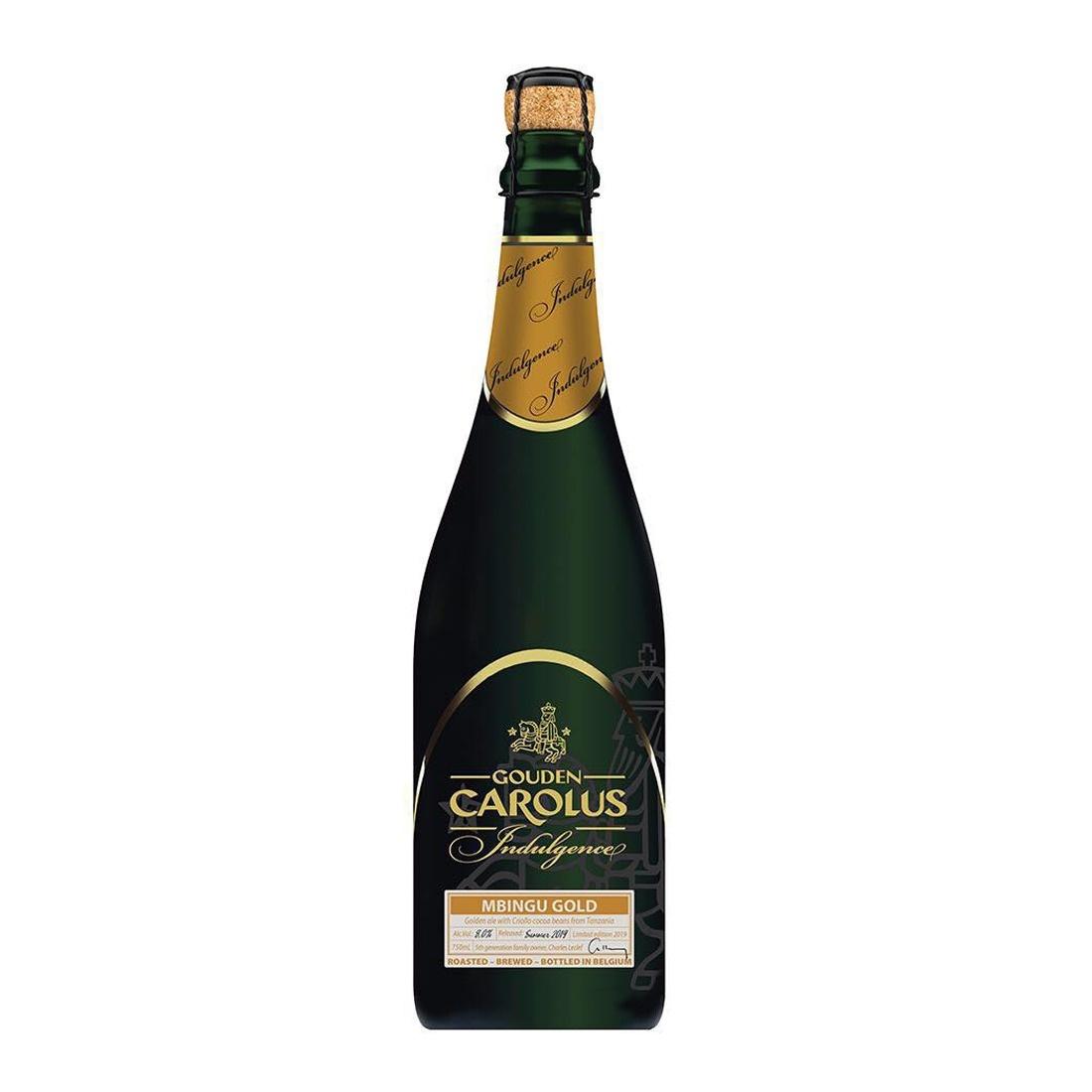 Anker Gouden Carolus - Indulgence Mbingu Gold 75cl