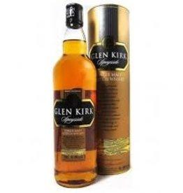 Glen Kirk 12 Years Speyside Malt Whisky