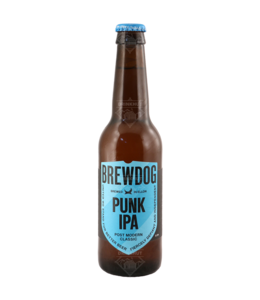 Brewdog UK BrewDog Punk IPA 33cl