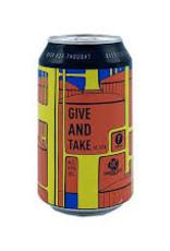 Moersleutel Frontaal/Moersleutel - Give and Take 33cl