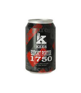 Brouwerij Kees Kees Export Porter 1750 33cl