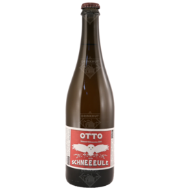 Schneeeule Otto 75cl