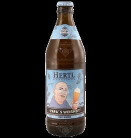 Hertl - Papa's Weissheit 50cl
