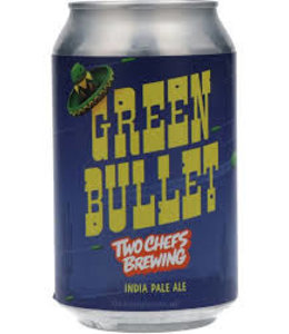 Two Chefs Brewing Two Chefs Brewing - Green Bullet