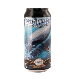 Amager - What Whale ? 44cl