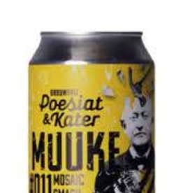 Poesiat & Kater Muuke #011 33cl