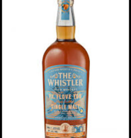 The Whistler P.X. I Love You Single Malt 70cl