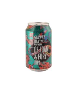 Galway Bay Brewery Galway Bay - Of Foam and Fury 33cl