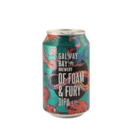 Galway Bay - Of Foam and Fury 33cl