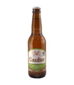 Caulier Blond  Gluten Vrij 33cl