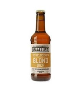 Maallust Maallust Weldoener Blond 30cl