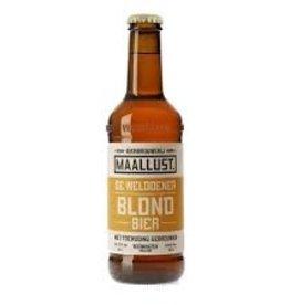 Maallust Weldoener Blond 30cl