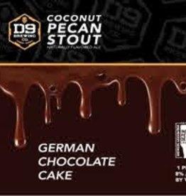 D9 German Chocolate Cake 47,3cl