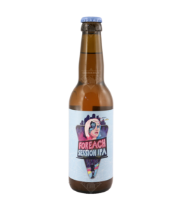 Foreach brewing Foreach Session IPA 33cl