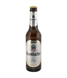 Krombacher Group Krombacher Pils 33cl