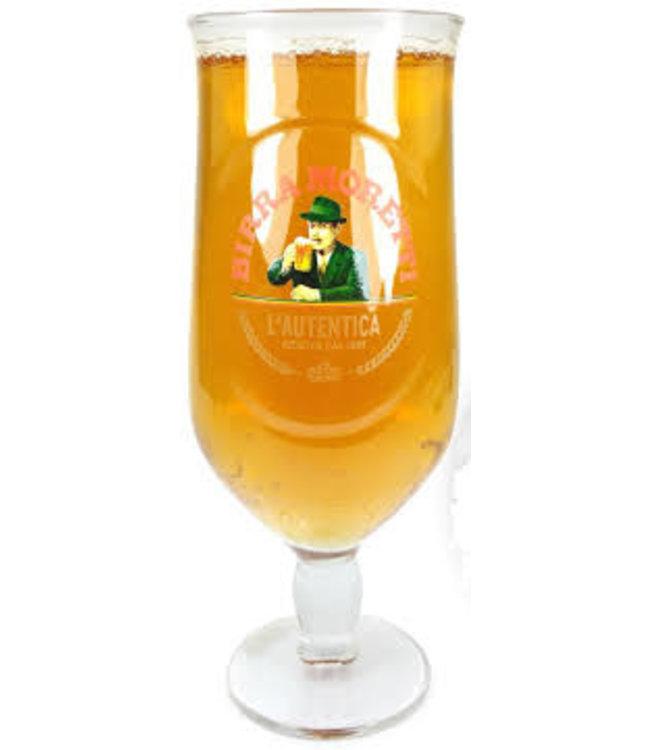 Birra Moretti Glas 50cl