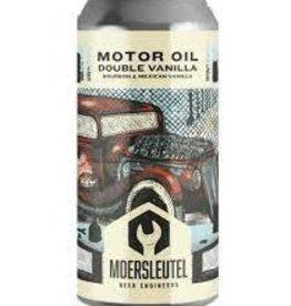 Moersleutel - Motor Oil Double Vanilla 44cl
