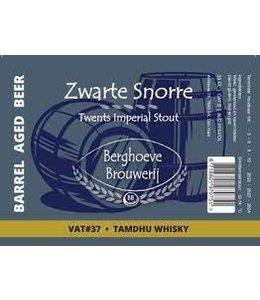 Berghoeve Brouwerij Berghoeve Zwarte Snorre BA Tamdhu 33cl