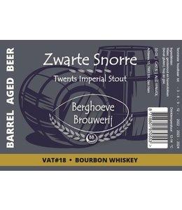 Berghoeve Brouwerij Berghoeve Zwarte Snorre BA Bourbon 33cl