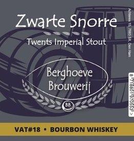 Berghoeve Zwarte Snorre BA Bourbon 33cl